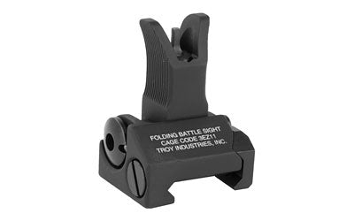 TROY FLDNG M4 FRONT BATTLE SIGHT BLK