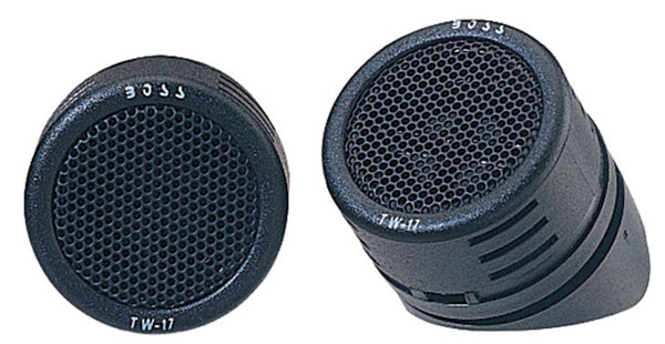 "Boss *TW17* 1"" Micro dome tweeters sold in pairs"
