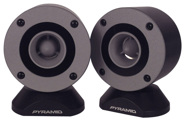 "PYRAMID 3.75"" TWEETER W/SWIVEL HOUSING (sold in pairs)"