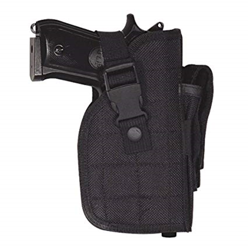 HOLSTER RIGHT HAND FITS BERETTA 92, 92FS, GSG92, GIRSAN REGARD MC; FDE COLOR AVAILABLE - BLACK