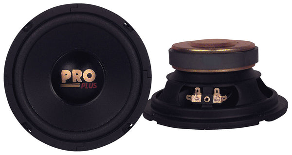 "PYRAMID 6.5"" MID BASS (Sold each) PRO PLUS 200 WATTS"
