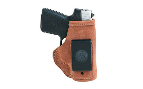 Galco Stow-N-Go Ruger LC9 with Laser IWB Holster Right Hand Leather Natural Brow