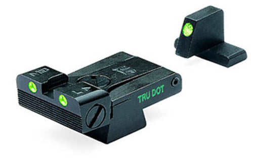 Meprolight Tru-Dot H&K USP Fullsize Green/Green Night Sight Set 21516
