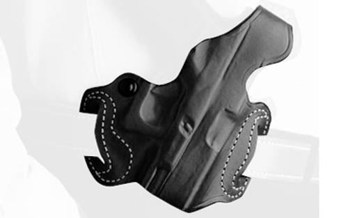 DeSantis Gunhide Thumb Break Mini Slide Keltec PMR30 Belt Holster Right Hand Lea