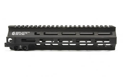 "Geissele Automatics AR-15 Free Float 9.5"" Super Modular Rail  MK8 M-LOK Black"