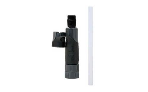 Aquamira Technologies Tactical Frontier Pro Water Filter Grey 67106