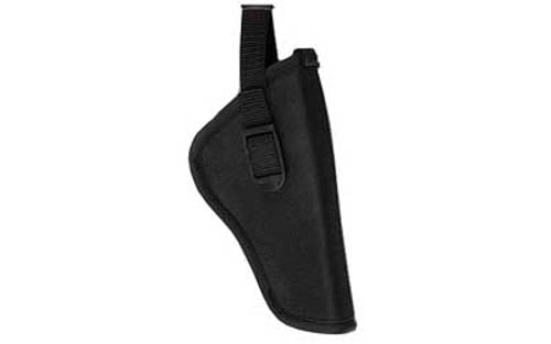 "Bulldog Cases Deluxe Hip Holster 2-3"" Compact Auto Right Hand Nylon Black"