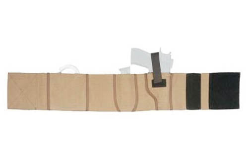DeSantis Gunhide Belly Band Holster Large Ambidextrous Elastic Natural 060NJG3Z0