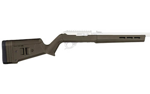 Magpul Hunter X-22 Ruger 10/22 Takedown Stock Polymer M-LOK OD Green
