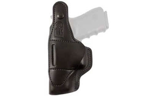 DeSantis Dual Carry II Inside the Pant Right Hand Black Holster For GLOCK 26/27/