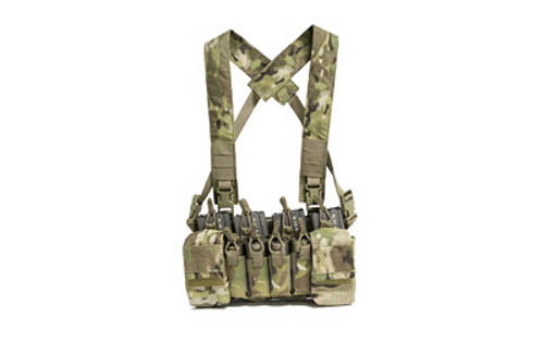 Haley Strategic Partners D3CRX Disruptive Environments Load Bearing Chest Rig On