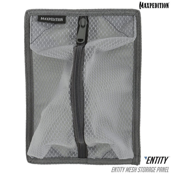 Maxpedition ENTITY Mesh Storage Panel Gray