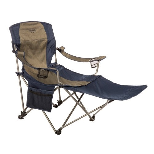 Kamp-Rite Chair with Detachable Footrest