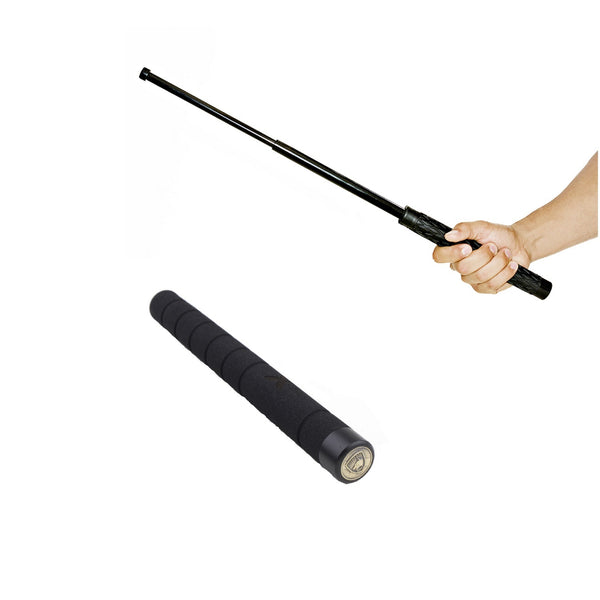 Guard Dog X-Series 22in Heavy Duty Metal Baton Black