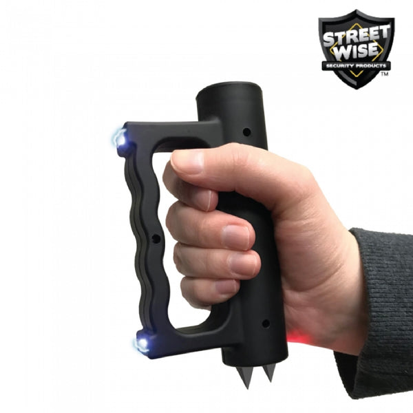 Cutting Edge Streetwise Me 2 23 mil Stun Gun Black