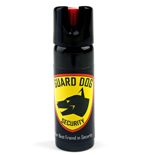 Guard Dog 3 oz. Twist Top Pepper Spray - Glow in the Dark