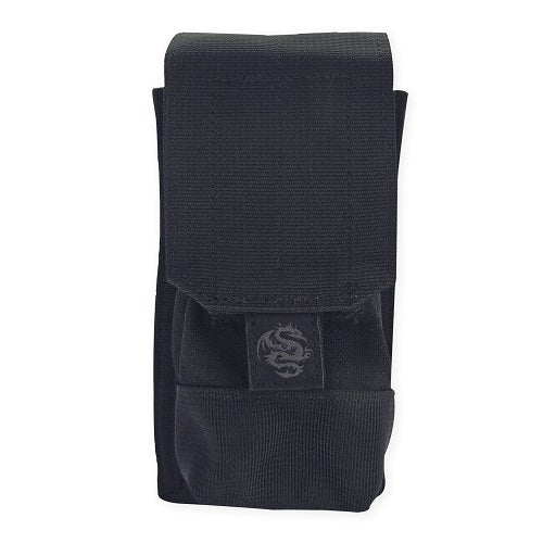 Tacprogear Single Rifle Mag Pouch Black