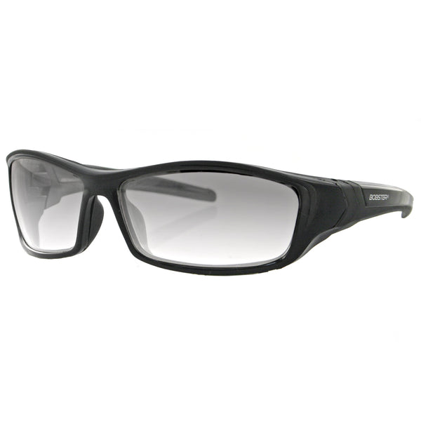 Bobster Hooligan Sunglass-Black Frame-Photochromic Lens