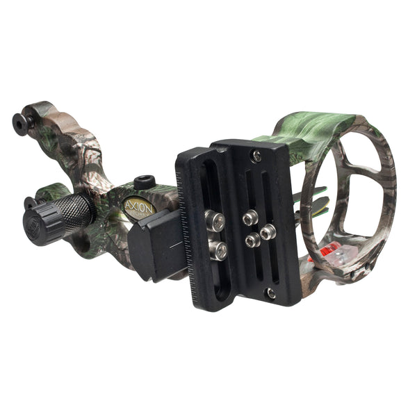 Axion Soul Hunter 5 Pin Sight .019in Realtree Xtra