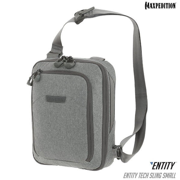 Maxpedition ENTITY Tech Sling Bag Small Ash