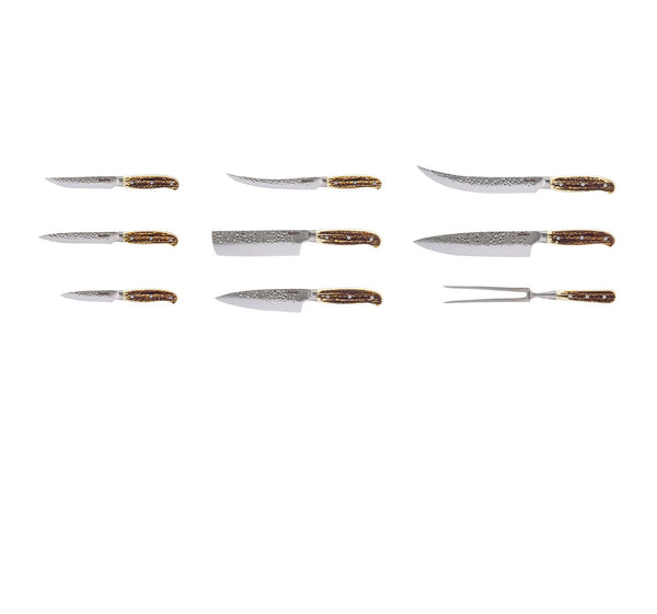 Smith Smith's Cabin & Lodge Cutlery 15-PCS Block Set