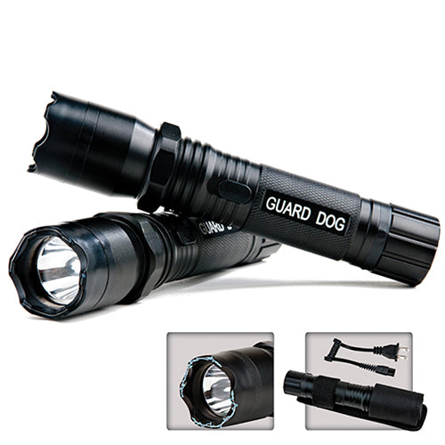 Guard Dog Diablo Tactical Flashlite/StunGun 160Lum 4.5M Volt