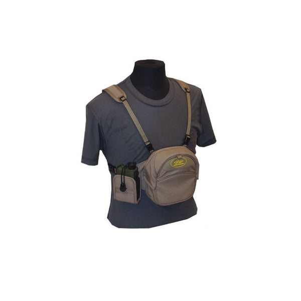 Horn Hunter Op-X Bino Harness Combo - Stone