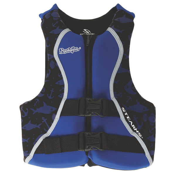 Coleman Puddle Jumper Youth Hydroprene Life Jacket Aqua