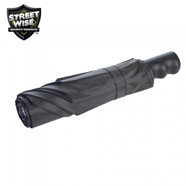 Cutting Edge Stunbrella 32 Mil Stun Flashlight Black