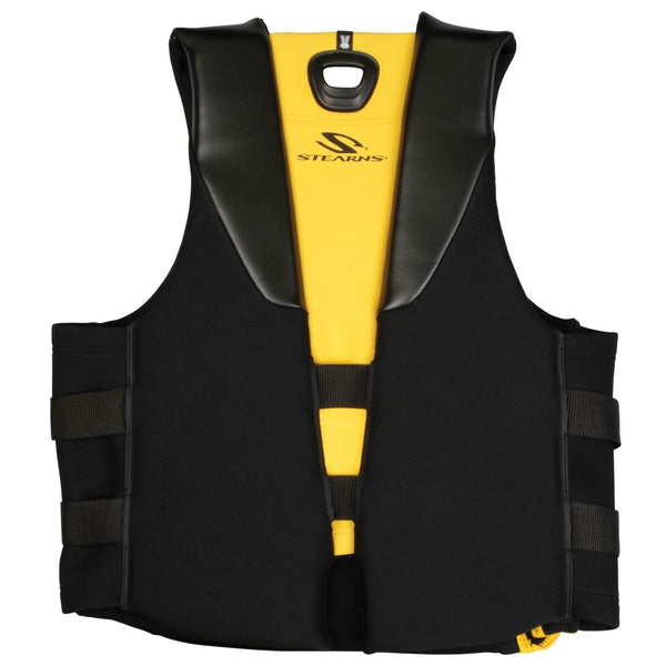 Stearns Mens V2 Series Gold Rush Neoprene Vest Extra Large
