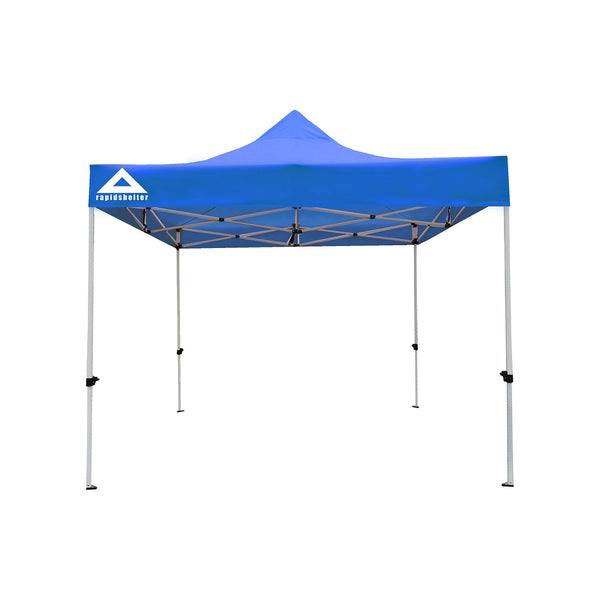 Caddis Rapid Shelter Canopy 10x10 Royal Blue