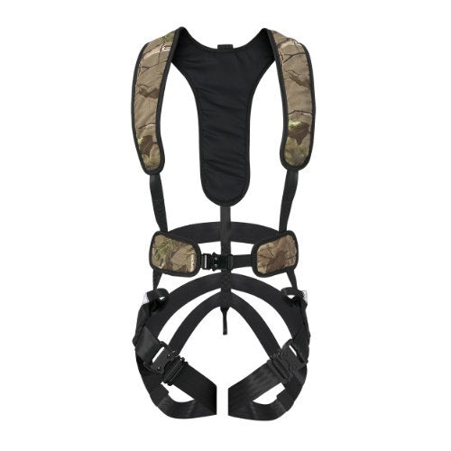 Hunter Safety System Camo X-1 Bowhunter Harness-2X/3X