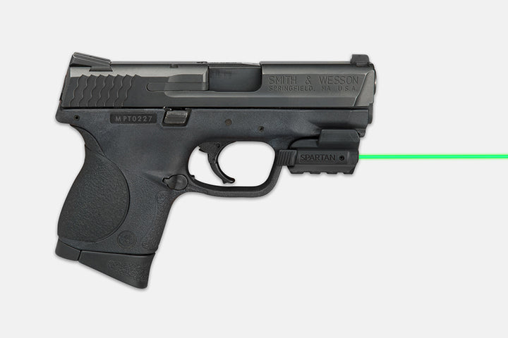 "LaserMax Rail Mounted Laser Green Requires at least 1"" of Rail Space"