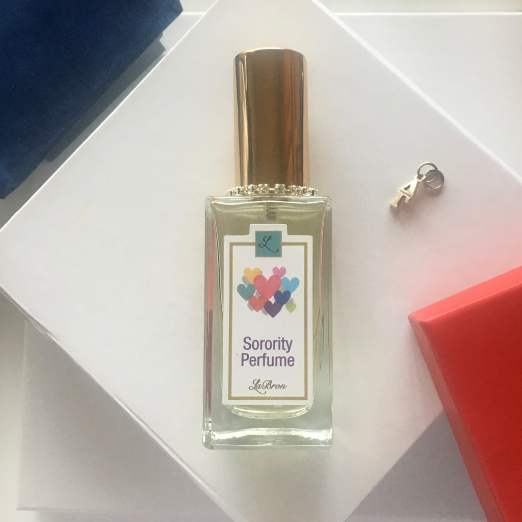 Sorority Perfume™; Delta Gamma FREE Lavaliere with Purchase!!!
