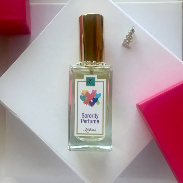 Sorority Perfume™; Phi Mu FREE Lavaliere with Purchase!!!