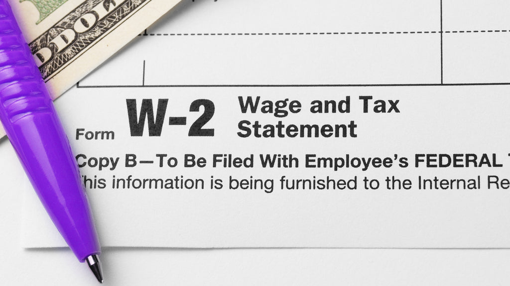 This Is The Only Guide You'll Need To Decipher Your W-2 -