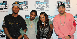 Bre-Z Interview at The Breakfast Club Power 105.1