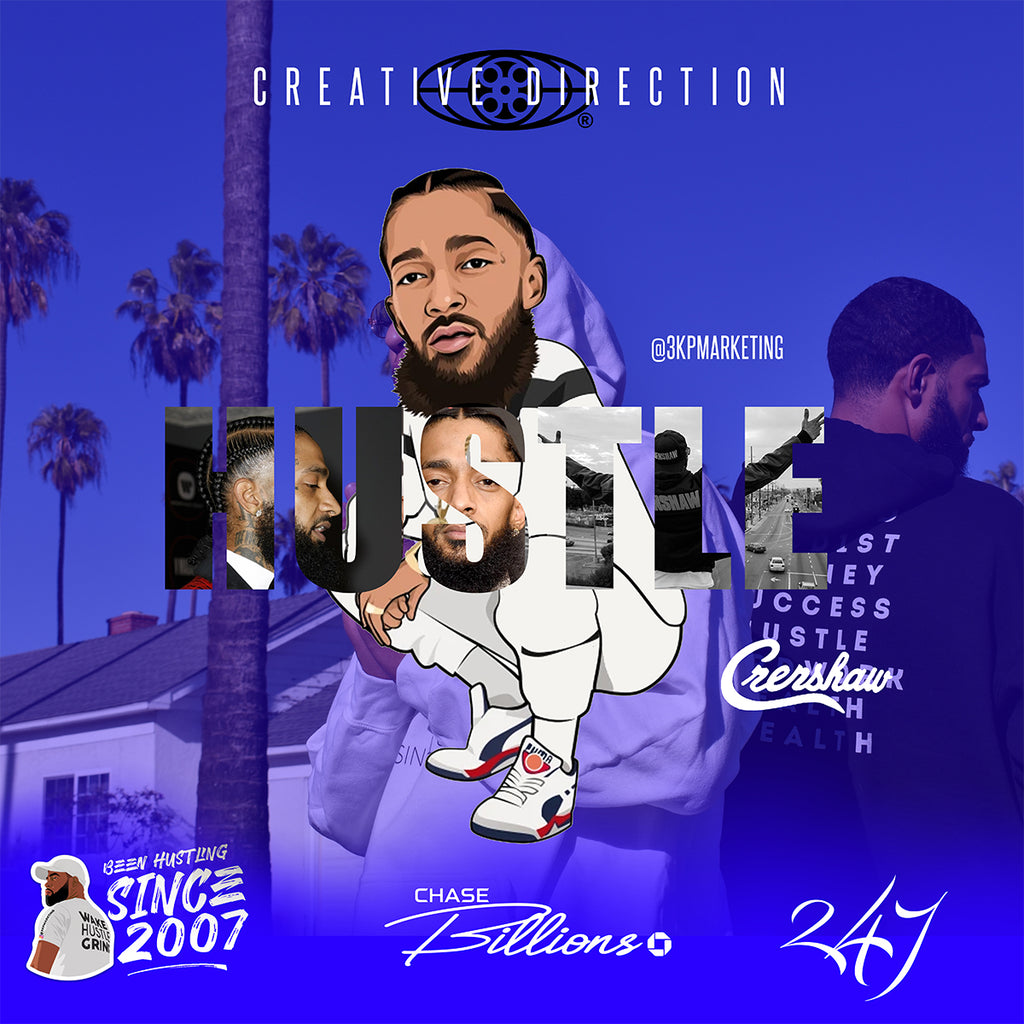 The Art of Being a Self Made Millionaire with Hip Hop's Hottest Rapper Nipsey Hussle