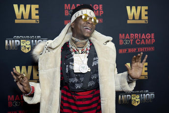 """Gucci's done.""Soulja Boy Starts Gucci Forehead Tattoo Removal Amid Blackface Controversy"