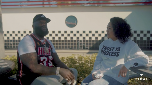 The Side Hustle Video Interview with Rick Ross