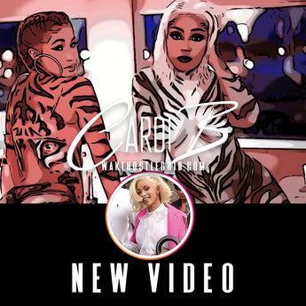 Cardi B Breaks the Internet - City Girls New Twerk Video