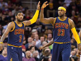 How LeBron and Kyrie orchestrate the NBA's scariest play