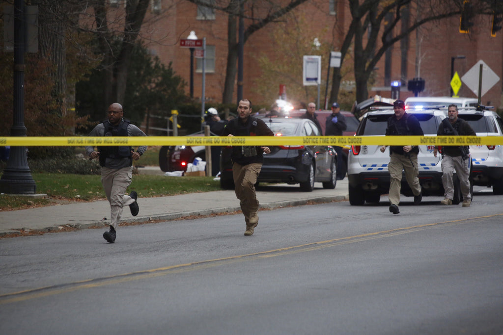 Ohio State University Shooting Deadly