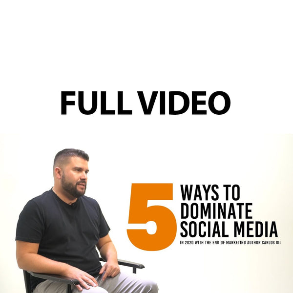 Social Media Marketing Tips to Dominate in 2019 by Carlos Gil