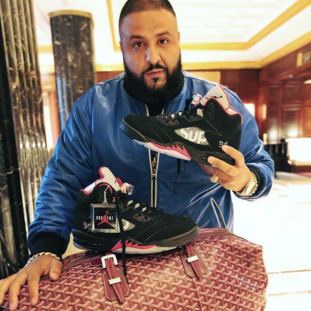 Complex Closets : DJ Khaled Shows His Sneaker Closet