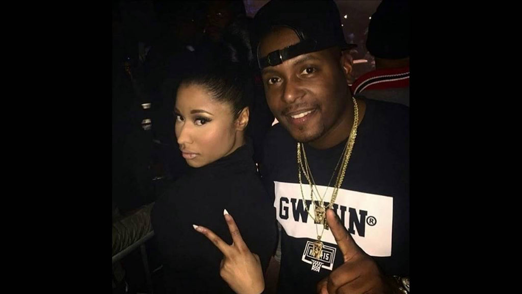 Nicki Minaj And DJ Self Get Into Heated Argument