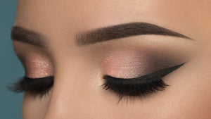 The prefect Smouldering Smokey Eye