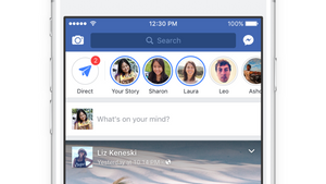 Facebook just took another functionality of #Snapchat - Watch this Video