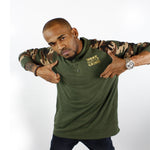 Wake Hustle Grind Camo Thermal - WHGHOLLYWOOD