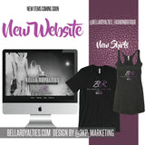 Custom Website Design One Page - WHGHOLLYWOOD